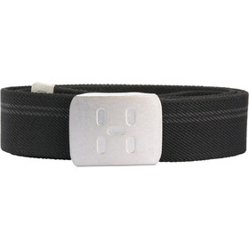 Haglöfs Stretch Webbing Belt True Black